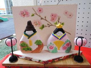 ひな人形の手作り作品.jpg