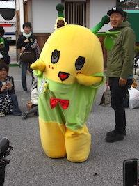 ふなごろー(千葉県船橋市の人気キャラのふなっしーの弟)01.jpg