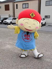 ゑびすくん(滋賀県彦根市の彦根銀座商店街公式キャラクター)01.jpg