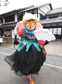 フランソワーズびわ(愛知県南知多町をPRするびわの妖精キャラクター)01.jpg