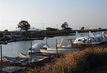 ペダルボート,釣り用ボート,カヤックカヌー