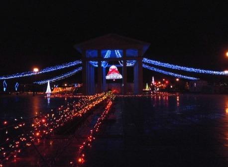 ライティングベル イン 能登川(クリスマスの時期のイルミネーションイベント).jpg