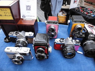 中古や新品のフィルムカメラ(ミノルタ_リコーフレックス_ペンタックス).jpg