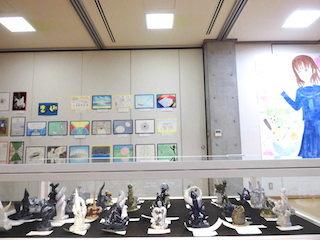 中学生の立体作品.jpg