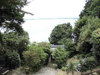 伊崎寺から見た琵琶湖の風景.jpg