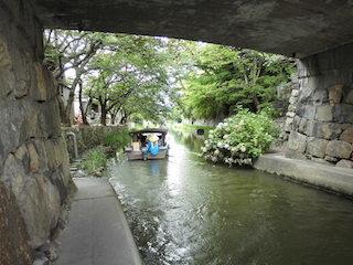 八幡堀の水郷(水の文化ぐるっと博).jpg