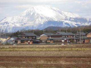 冠雪の伊吹山は日本百名山.jpg