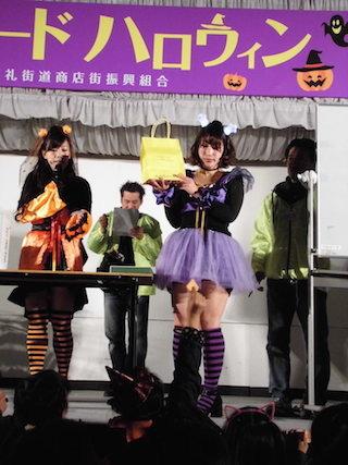 前川保志花さんと森田皐月さんハロウィンコスプレ.jpg