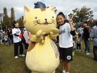 太子にゃん(八日市商工会議所のマスコットキャラクター聖徳太子の飼い猫).jpg