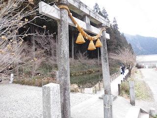 岐阜県関市板取の根道神社とモネの池.jpg