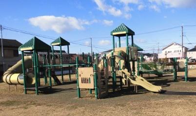 東近江市能登川地区の児童公園