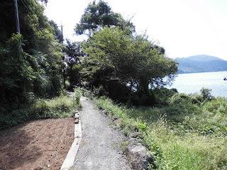 沖島の小道.JPG