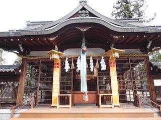 沙沙貴神社の本殿.jpg