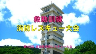 消防レスキュー大会(消防士の人命救助の訓練).jpg