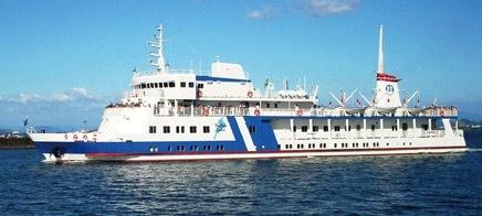 滋賀県の環境学習船「うみのこ」