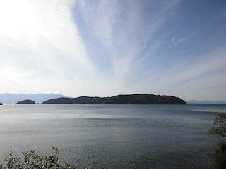滋賀県近江八幡市の沖島.jpg