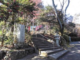 猪子山の登山口と駐車場.JPG