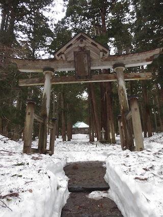 白山平泉寺の鳥居.jpg