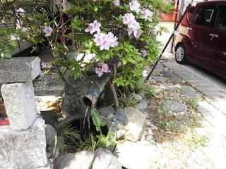 竹筒の鹿おどし(ししおどし),鹿威し,添水.jpg