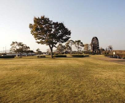 能登川水車と憩いの公園